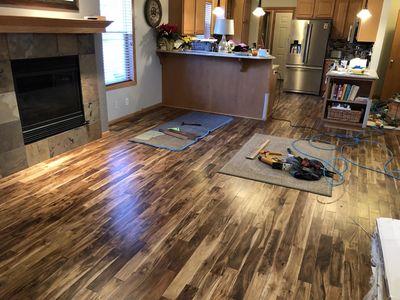 Randall Flooring LLC Osceola, WI Thumbtack
