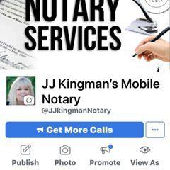 JJ Kingman's Mobile Notary Service Hemet, CA Thumbtack