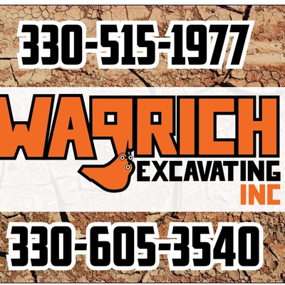 WagRich Excavating Clinton, OH Thumbtack