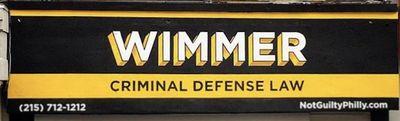 Wimmer Criminal Defense Law Philadelphia, PA Thumbtack