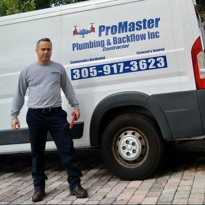 ProMaster Plumbing & Backflow Inc Homestead, FL Thumbtack