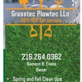 Grasstec Plowtec LLC Bedford, OH Thumbtack