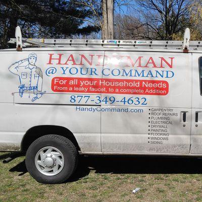 Handyman@Your Command LLC Beltsville, MD Thumbtack