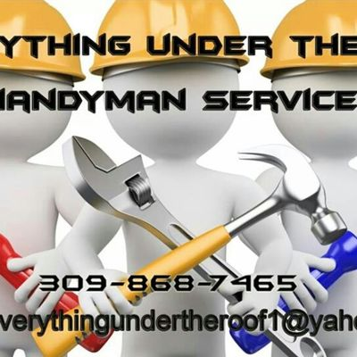 Everything Under The Roof Handyman Service Peoria, IL Thumbtack