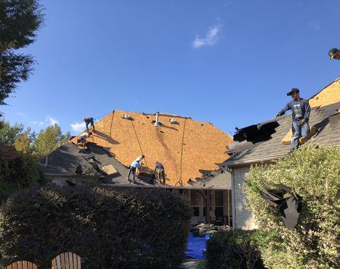 80 SQ Steep Roof, Class 4 Shingles Installation