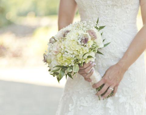 Spring Wedding at Tailwater Lodge