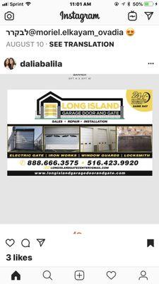 Long Island garage doors & gate inc Cedarhurst, NY Thumbtack