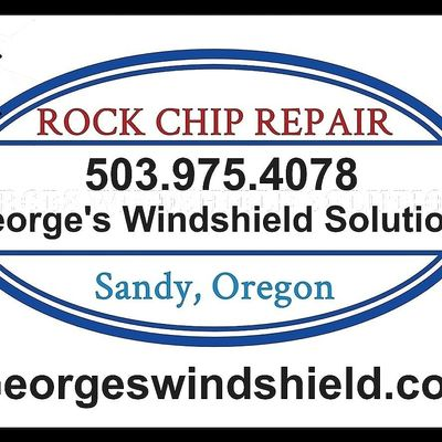 George's Windshield Solutions     Rock Chip Repair Sandy, OR Thumbtack