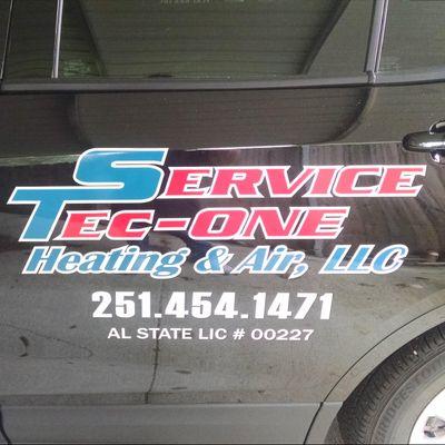 SERVICE TEC ONE HEATING and AIR LLC. Free Estimate Mobile, AL Thumbtack