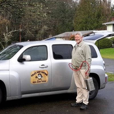 Pirate Pest Control Lakewood, WA Thumbtack