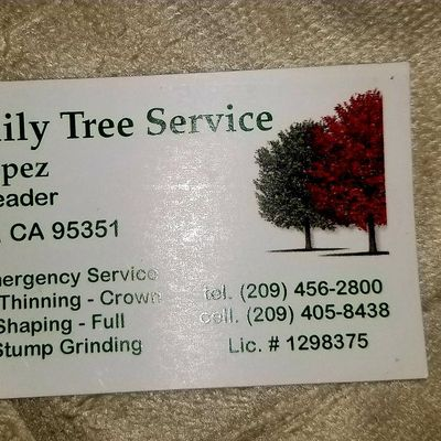 Family tree Service Modesto, CA Thumbtack