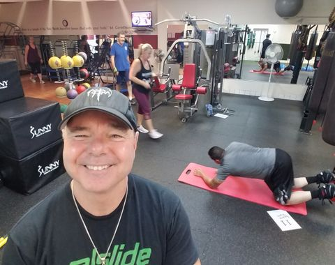 Total Functional training for aging
