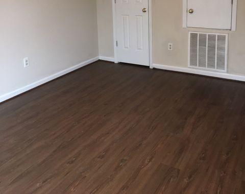 Repainted walls and trim plus repopcorn total 1275