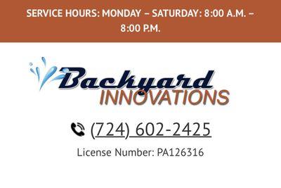 BackYard Innovations Miami, FL Thumbtack