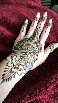 KG Henna and Body Art Riverside, CA Thumbtack