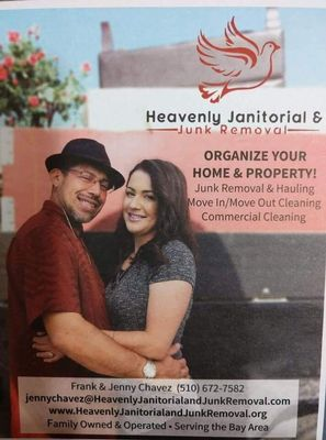 Heavenly Janitorial Services & JUNK Removal San Pablo, CA Thumbtack