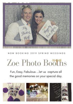 Zoe Photo Booths Long Beach, CA Thumbtack