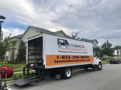 Dynamic Moving Solutions, Inc. Orlando, FL Thumbtack