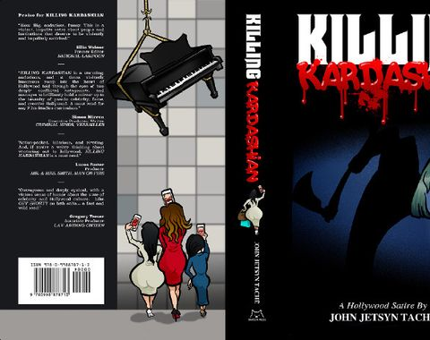 Killing Kardashian Cover Design