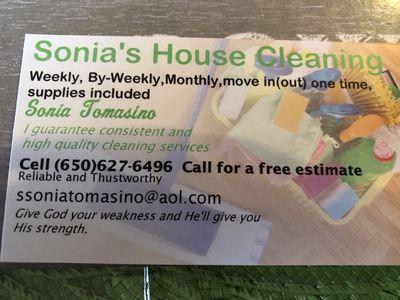 Sonia's house cleaning Manteca, CA Thumbtack