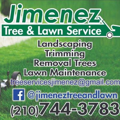 Jimenez tree and lawn service Cibolo, TX Thumbtack