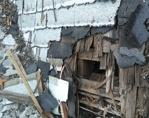 How bad is your roof