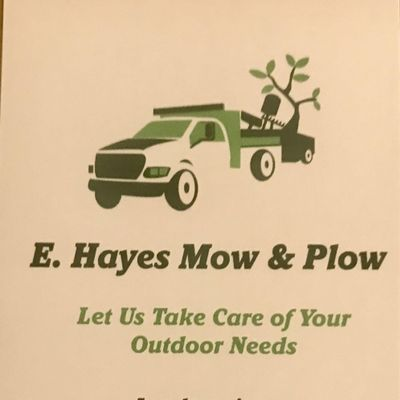 E. Hayes Mow & Plow Cleveland, OH Thumbtack