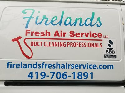 Firelands Fresh Air Service Norwalk, OH Thumbtack