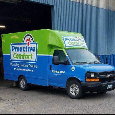 Proactive Comfort Hooksett, NH Thumbtack