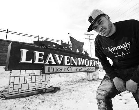 Hip Hop Artist Promotional photos