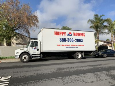 Moving & Storage / Happy Home Moovers San Diego, CA Thumbtack