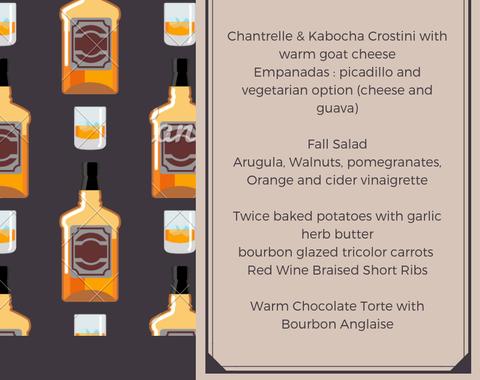 A Bourbon Supper