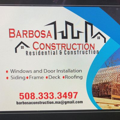 Barbosa Construction INC Framingham, MA Thumbtack