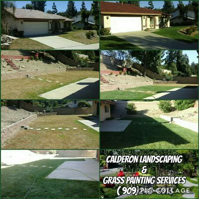CALDERON  LANDSCAPING &MAINTENANCE Pomona, CA Thumbtack