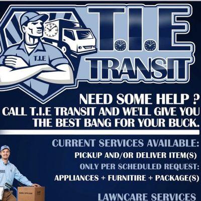 T.I.E. TRANSIT, LLC Richmond, VA Thumbtack