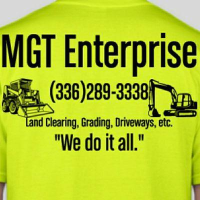 MGT Enterprise. High Point, NC Thumbtack