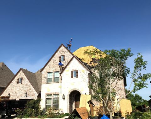 Roof Replacement Frisco, TX