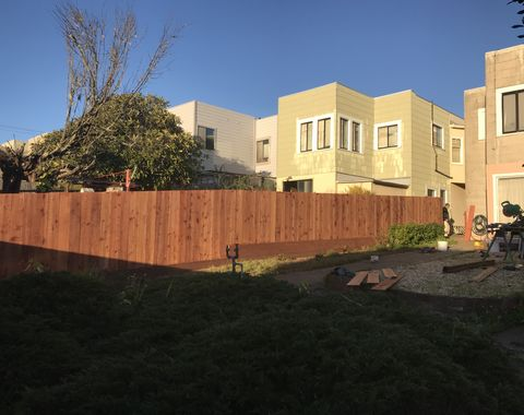 Sunset fence replacement 65ft