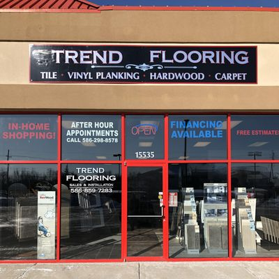 Trend Floor Covering Clinton Township, MI Thumbtack