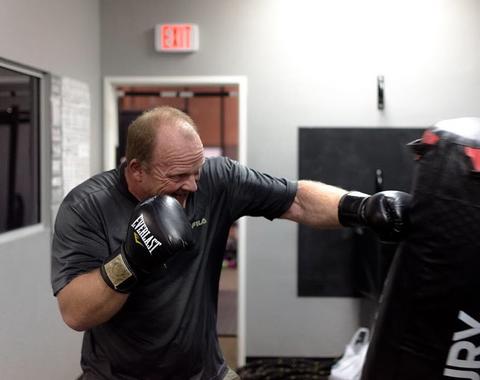 MMA Combat Kickboxing Classes