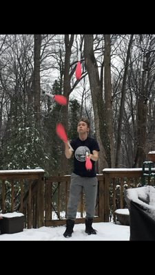 BW Juggling Springfield, VA Thumbtack