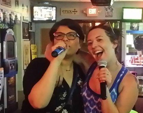 Karaoke - Weekly at local club