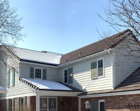 Boral Concrete Tile with metal standing seam accent