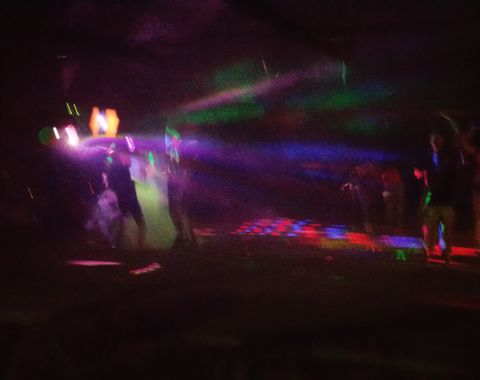 Campgrounds Karaoke Party