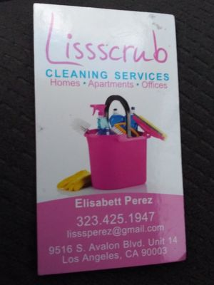 Lissscrub Los Angeles, CA Thumbtack