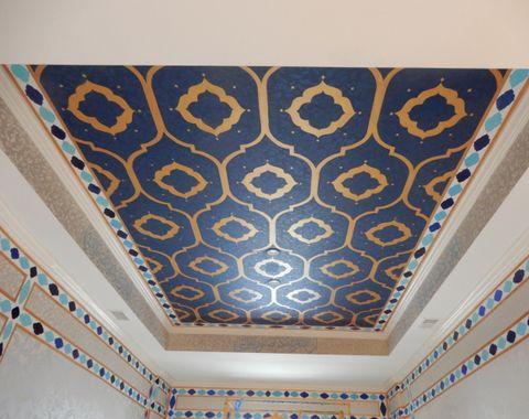 Arabic Painted Decoration