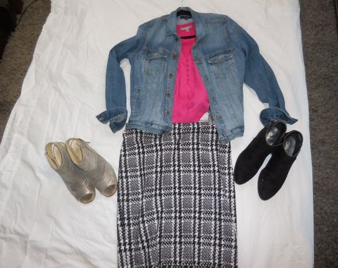 Styling Session - create outfits with your clothes
