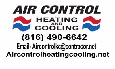 Air Control Heating & Cooling Grandview, MO Thumbtack