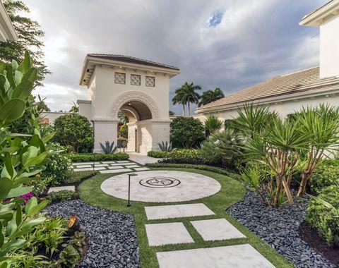 Boca residence completed December 2018