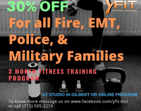 Y Fit Fitness Training LLC - Gilbert, AZ